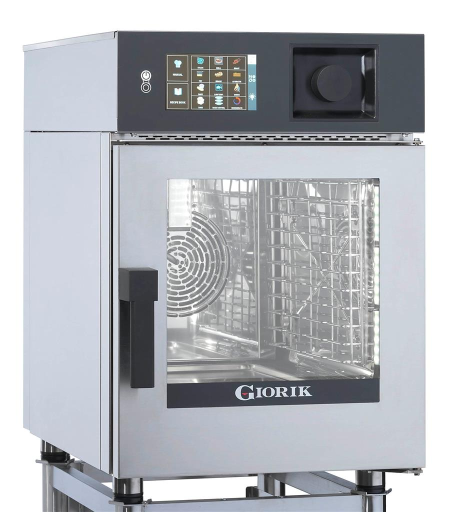 Combisteamer GIORIK KORE 6 niv.touch screen/boiler