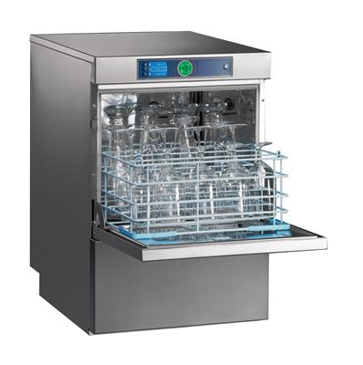 Lave-verre Hobart GC 400v Compact - panier 40x40