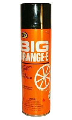 Degraissant Big Orange - bombe aréosole 600ml